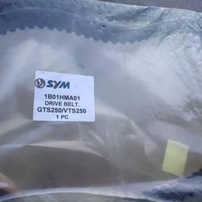 Drive belt sym gts250/vts250