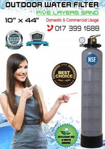 Outdoor Water Filter - Water Award