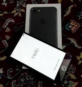 Iphone 7 32GB matte black myset