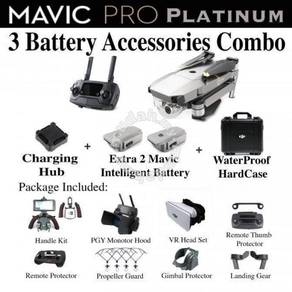 DJI Mavic Pro Platinum 3 Battery Accessories Combo