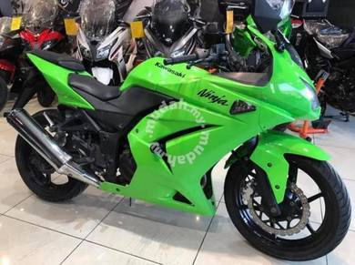 Kawasaki Ninja 250R Secondhand ~ WR*6219 ~ R25