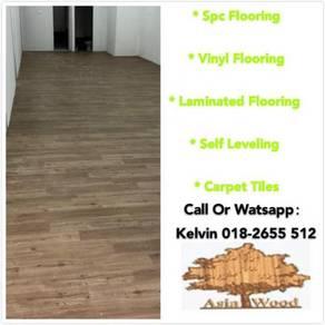 Laminate Flooring / Vinyl / SPC -H518