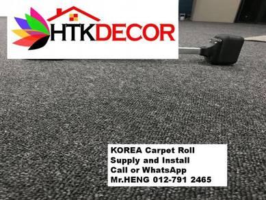 Corat Baru Karpet Roll Siap Pasang AR13