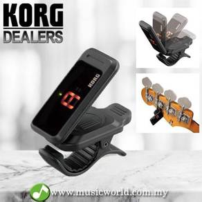 Korg PC-2 Pitchclip Clip On Tuner Chromatic Tuner