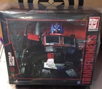 LED Optimus Prime Starscream Special action figure