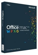 Genuine Office Home and Business 2011 for mac