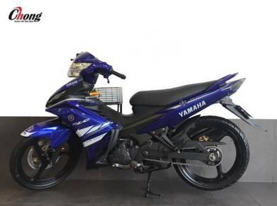 2012 Yamaha 135lc