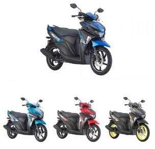 Yamaha Ego Avantiz 2020 (new)