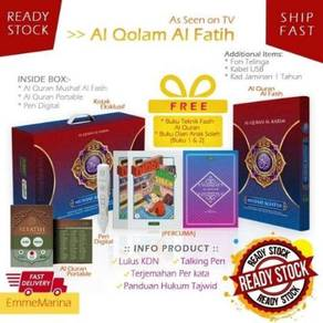 Al Qolam Mushaf Al Fatih Al Quran Digital WOWSHOP