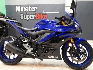 R25 2019 muka 2k 11000km mileage z250 ninja 250