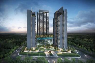 Apartment Near Legoland Nusajaya 2 Bed RM 500 BOOKING FEE Cashout 140K