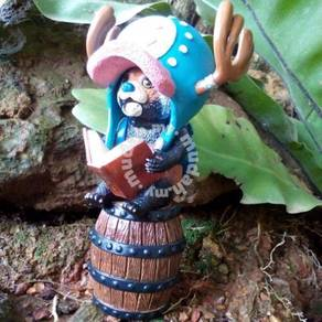 One Piece Tony.Chopper As Lesser Panda figure art