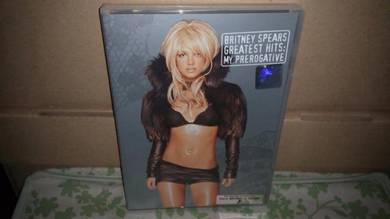 DVD Britney Spears Greatest Hits