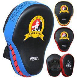 Gym bOXING glove punch target mitts sport fitness