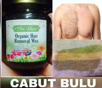 Hair removal wax (Cabut Bulu) Include Pos