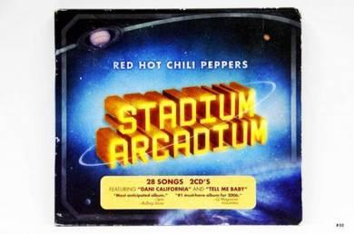 Original CD RED HOT CHILI PEPPERS Stadium Arcadium