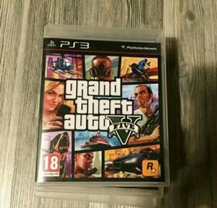 Ps3 game GTA 5 (F)