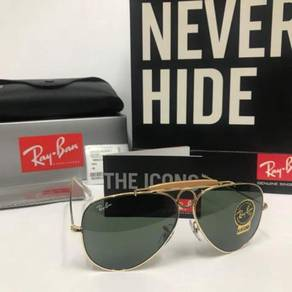 Original Rayban Genuine Aviator Classic Shooter