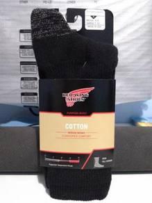 Original Red Wing Cotton Socks Medium Made in USA