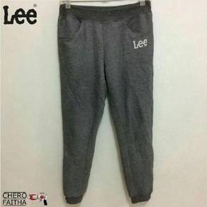 Lee sweat pants seluar sukan