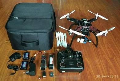 QR380 Aerial Photograph Quadcopter (RTF)