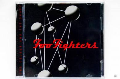 Original CD FOO FIGHTERS Colour And Shape [97] #2