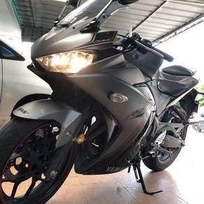 2016 Yamaha R25 Yzf-R25