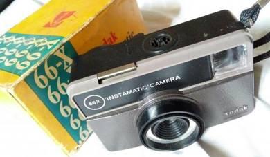 Kodak Instamatic 66-X camera 1960s