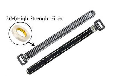 1 Pc 12mm X 180mm RJX 3(M) Fiber Plastic buckle