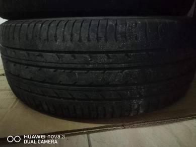 4Pcs 205 55 r16 tyre