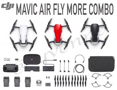 DJI Mavic Air Fly More Combo + Extend 6 month