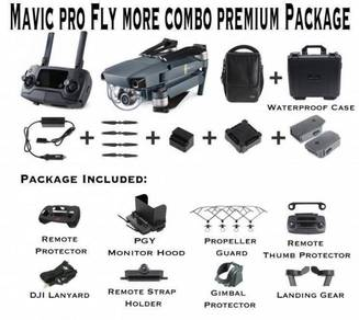DJI Mavic Pro Fly More Combo Premium Set