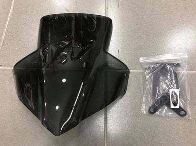 EMS Windshield Visior Windscreen Honda CB650F