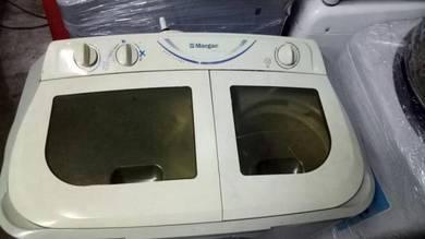 Washer Mesin basuh Washing machine Morgan 7kg