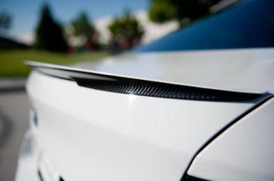BMW F10 M Performance Carbon Spoiler Lip