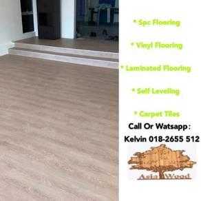 Laminate Flooring / Vinyl / SPC -H521