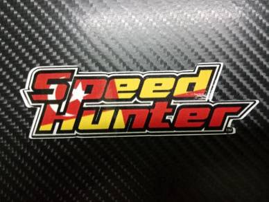 Stiker Speedhunter Original - Selangor