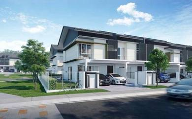 Rawang New 2sty Landed Garland Residence LOW D/P v FREEHOLD