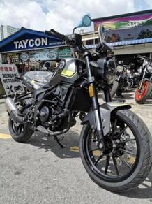 Leoncino 250 ABS Now Zero downpayment