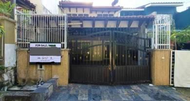 [ REDUCED PRICE ] Rumah Teres Jalan Bunga Melur Taman Mawar Cheras