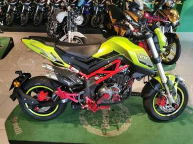 Benelli tnt135 akpk can apply