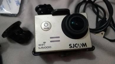 Sj cam 5000 action camera