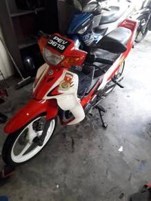 Yamaha 125z untuk dijual