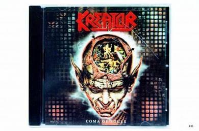 Original CD - KREATOR - Coma Of Souls [90-06] NEW