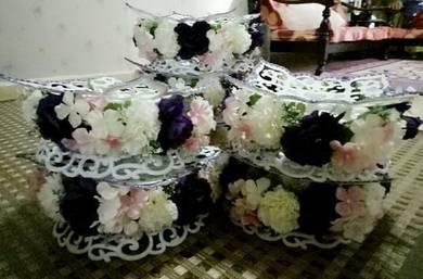 Dulang Hantaran Bertunang/Perkahwinan (7pcs)
