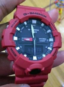 Gshock g-shock ga-800 uln