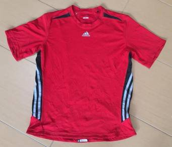 Adidas sport limited red shirt