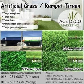 Artificial Grass / Rumput Tiruan DIRECT KILANG