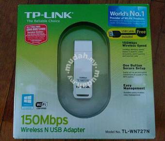 TP-Link Wireless and USB Adapter