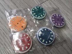 Dial Seiko 7002 colour watch